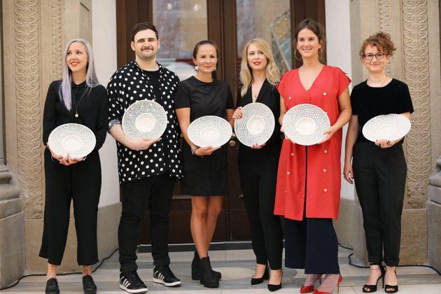 Die sechs Preisträger des European Fashion Award FASH 2017