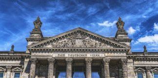 Symbolfoto Bundestag zur Bundestagswahl 2017