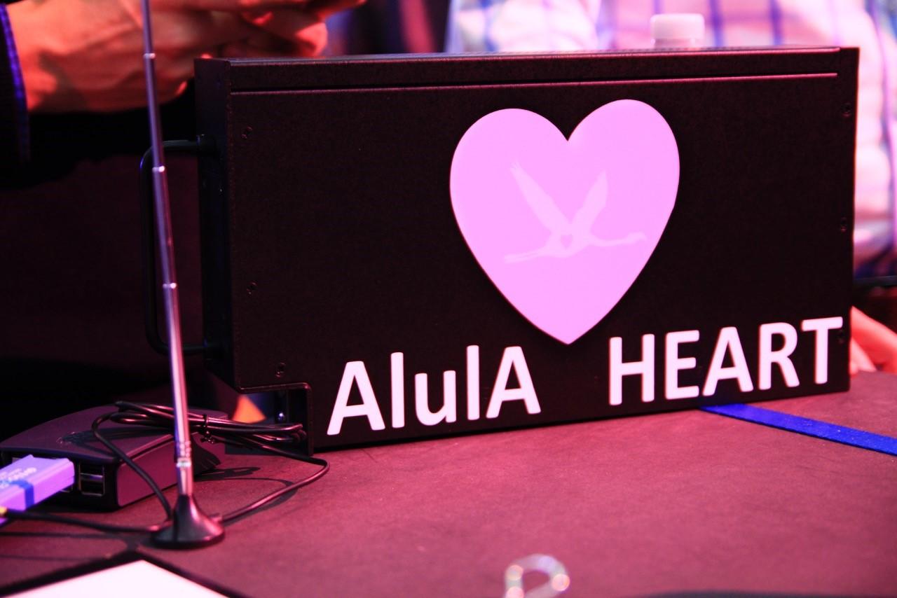 AlulA Heart
