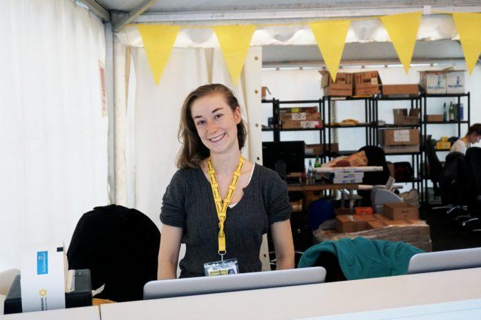 Filmfest Hamburg Mitarbeiter Ticketverkauf