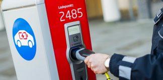 Strom-Ladenetz für E-Fahrzeuge wird ausgebaut