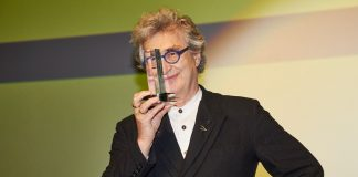 Filmfest Hamburg ehrt Wim Wenders