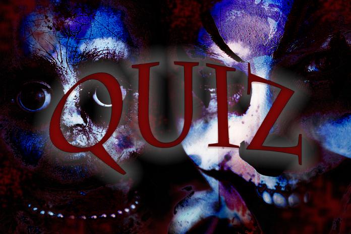 Gruselfilm-Quiz
