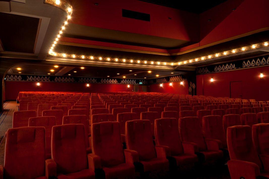Hamburg Kino Passage