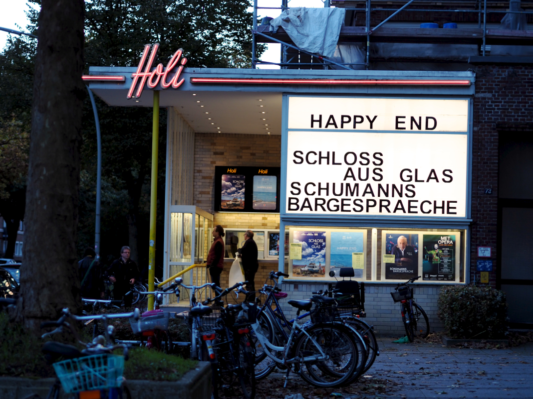 Kino Porträt Hamburg Holi Kino Hoheluft
