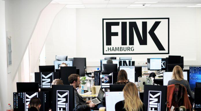 Eindruck aus dem Newsroom. Foto: Laura Lagershausen