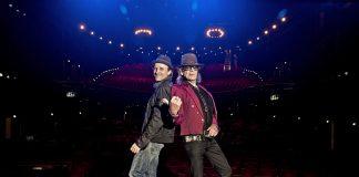 """Das Musical """"Hinterm Horizont"""" spielt Ende Oktober vorerst zum letzten Mal in Hamburg. Foto: Stage Entertainment."""