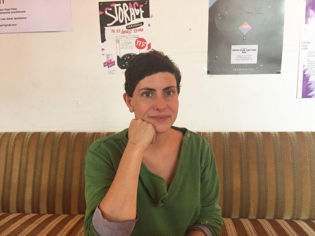 Filmemacherin Helena Wittmann