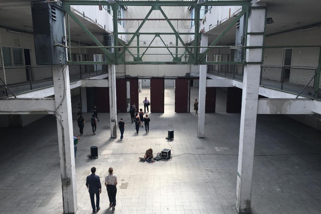 Hallo Festspiele 2017: Kunst fürs Kraftwerk - Mit den Ohren erleben