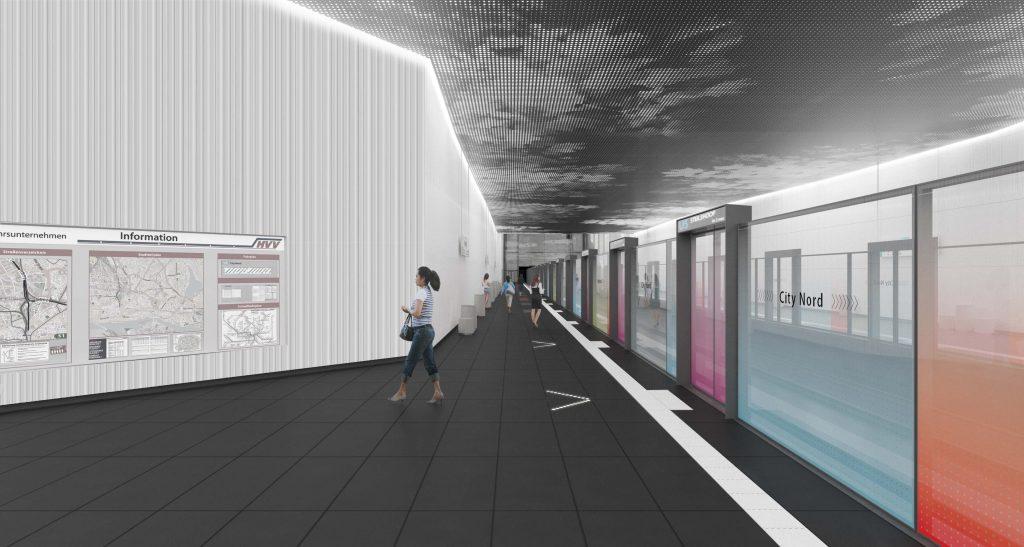 Neue U-Bahn Linie U5