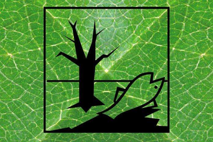 Glyphosat tötet Pflanzen, die Nahrung für Insekten sind, die wiederum als Nahrung für Vögel dienen. Illustration: Lukas Schepers