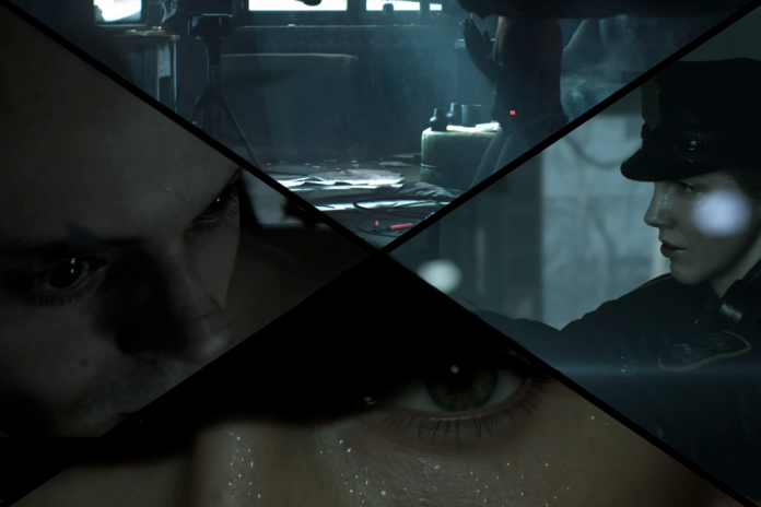 Hidden Agenda PS4 Spiel