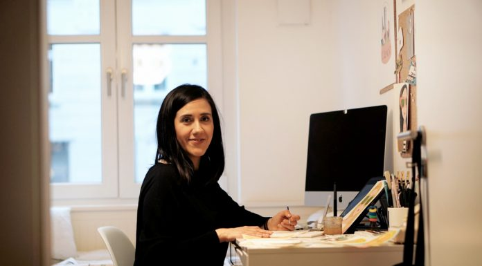 Nelly Castro Illustratorin Hamburg