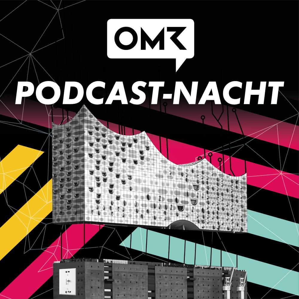 Podcast-Nacht in der Elphilharmonie. Foto: OMR