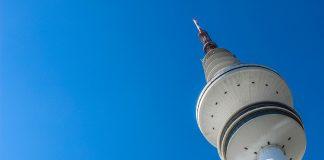 Der Hamburger Fernsehturm. Foto: pixabay