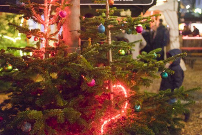 Hamburg Weihnachtsmarkt Weihnacht