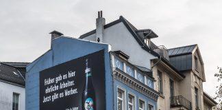 #Fernetstorm Plakat Ottensen Werbeagtentur