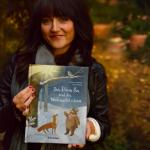 Jana Walczyk mit ihrem neuen Kinderbuch.