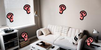 Smarte Geräte hören zu.