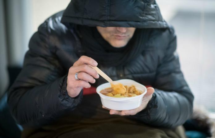 Seit November werden Obdachlosen Schlafplätze in Hamburg zur Verfügung gestellt.