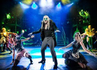 Die Rocky Horror Show gastiert vom 21. bis 26. November im Mehr! Theater.