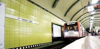 Die Bahnen der Linien U2 und U3 fahren im 5-Minuten-Takt. Foto: Laura Lagershausen.