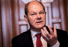 Olaf Scholz - Große Koalition