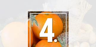 Mandarinen sind nicht nur lecker, sondern können auch für einen schönen Raumduft sorgen. Foto: Pixabay, Grafik: Laura Lagershausen