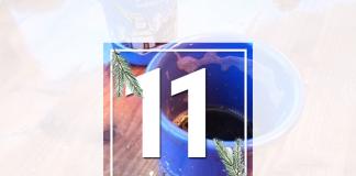 Wodkatee, Glühwein, Weihnachten
