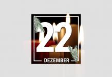 Besinnliche Weihnacht bedeuten Kerzenschein und Entspannung