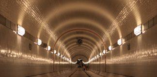 Der Alte Elbtunnel wird vom 4. bis 8. Dezember saniert. Foto: Henry Mühlpfordt_cc by-sa 2.0