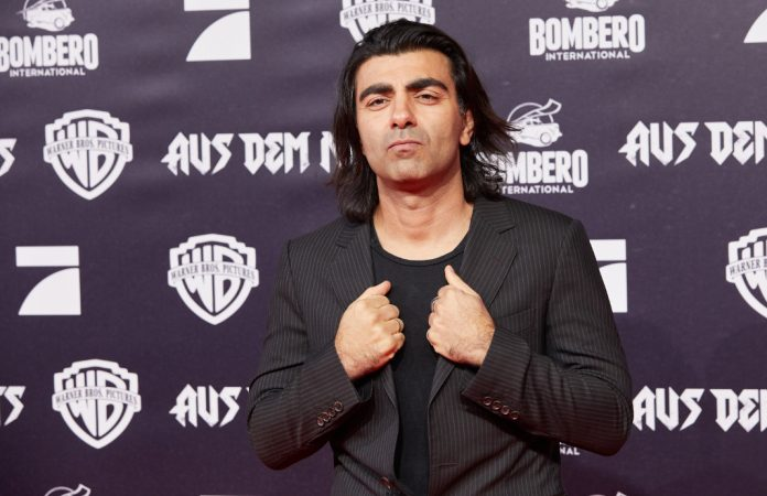 Fatih Akin bei der Premiere von