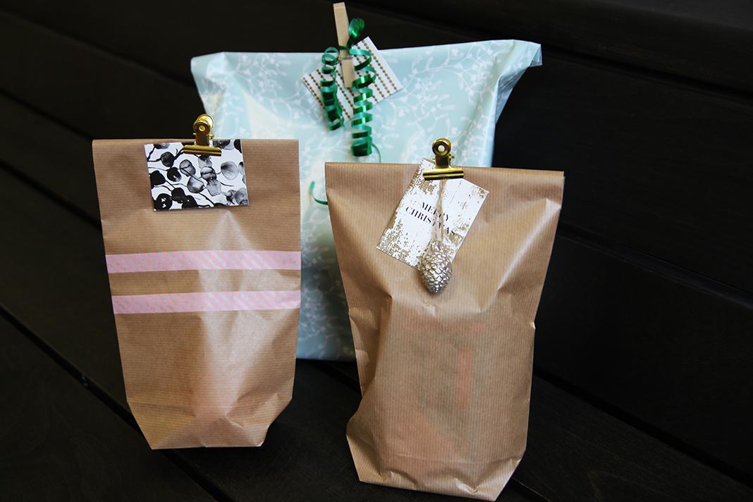 DIY-Geschenktüten Foto: Catalina Langer