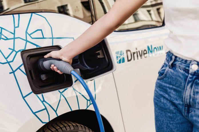 Elektrisches Carsharing