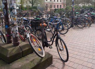 7,5 Millionen Euro für die neue Fahrradkampagne der rot-grünen Koalition. Foto: Harriet Dohmeyer