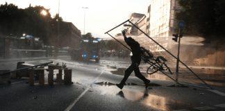 Ausschreitungen in der Schanze während des G20-Gipfels bleiben den Hamburgern in Erinnerung. Foto: Jonas Dengler