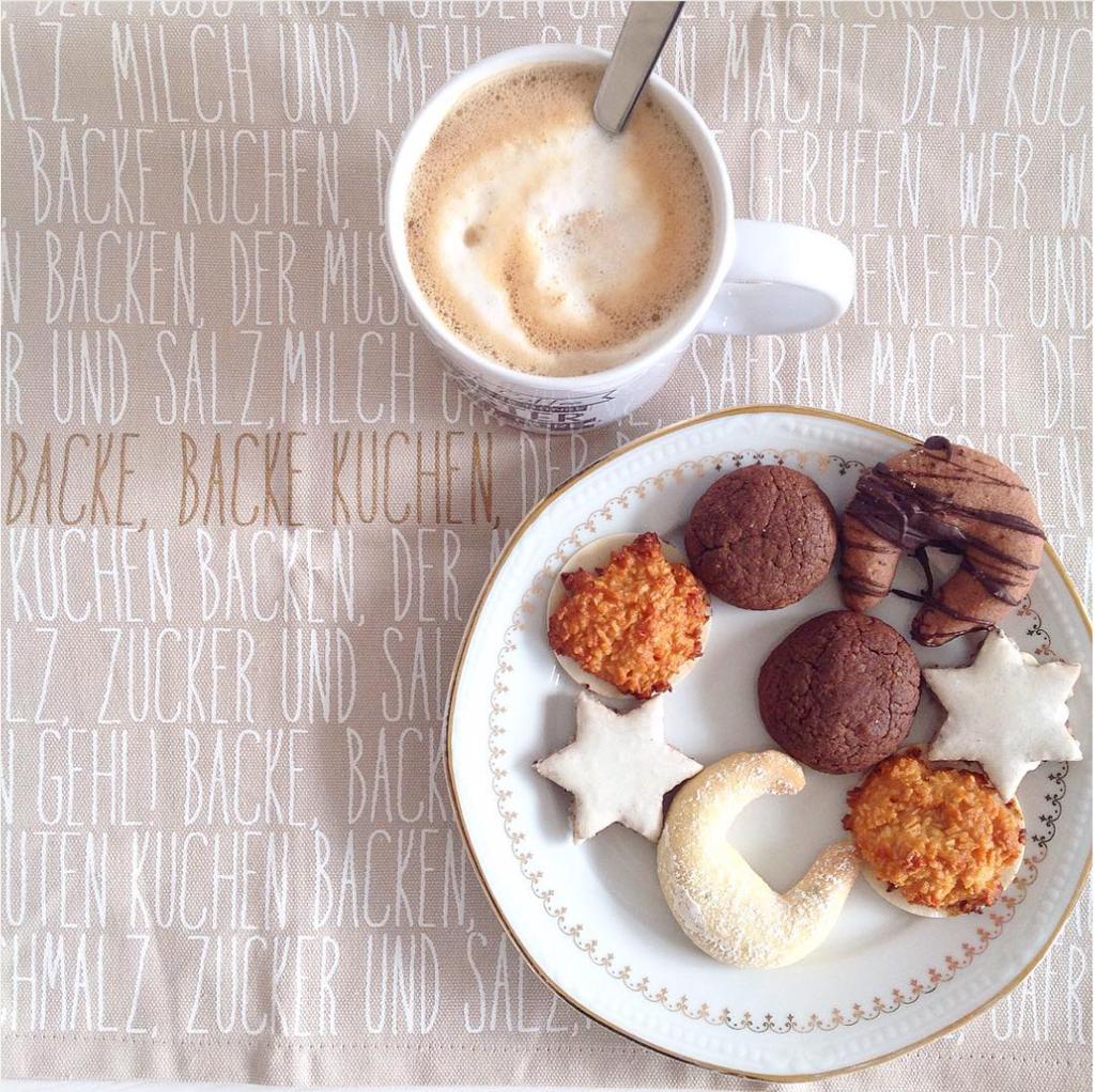 Kekse-Adventskalender