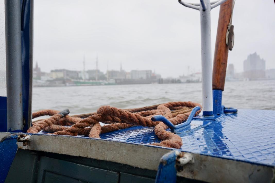 Flussschifferkirche Hamburg Landungsbrücken