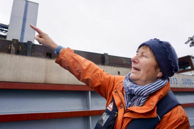 Flussschifferkirche Hamburg Seelsorge Reportage