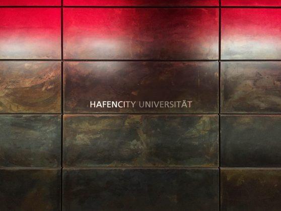 Hafencity-Unitversität-Hamburger-U-Bahnstationen