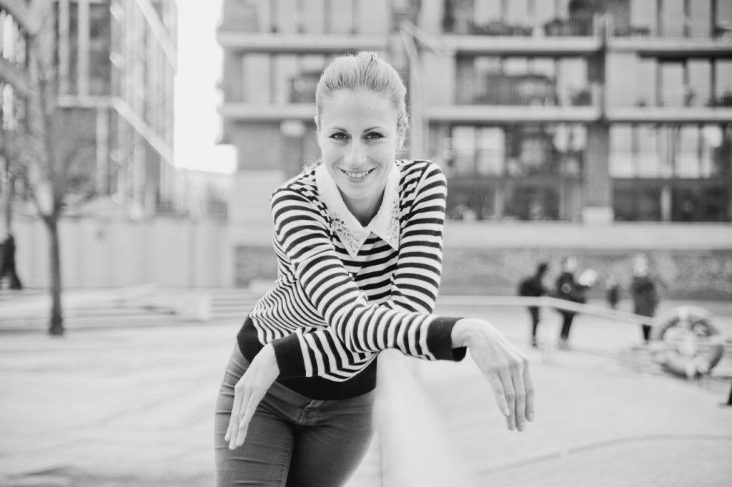 Alsterloge-Gründerin Melanie Schütze. Foto: privat