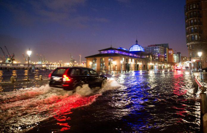 Ob das kommende Sturmtief so starke Auswirkungen und eine Sturmflut zur Folge haben wird wie