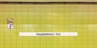 U-Bahnstation-Hauptbahnhof-Süd