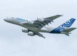 Das Passagierflugzeug A380 fliegt in eine ungewisse Zukunft. Bild: pixabay