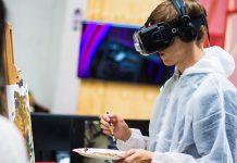 VR, Kunst