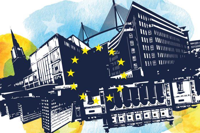 In Hamburg finden über 90 Veranstaltungen im Rahmen der Europawoche statt. Foto: Senatskanzlei Hamburg