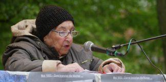 Esther Bejarano liest zum Gedenken an die Bücherverbrennung