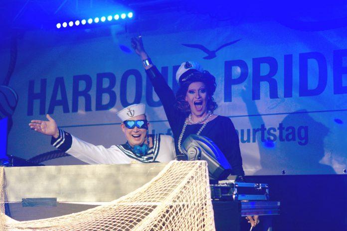 Die Harbour Pride findet zum fünften Mal statt.