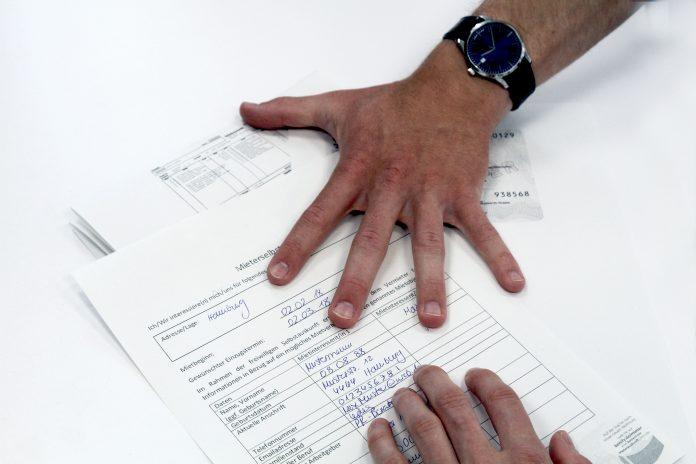 Wohnungssuchende geben im Netz schnell ihre Daten raus. Ein Identitätsdiebstahl kann die Folge sein. Foto: Luisa Höppner