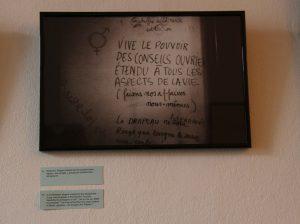 Bild im französischen Konsulat